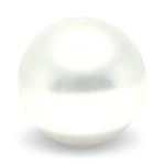 Loose Round White South Sea Pearls